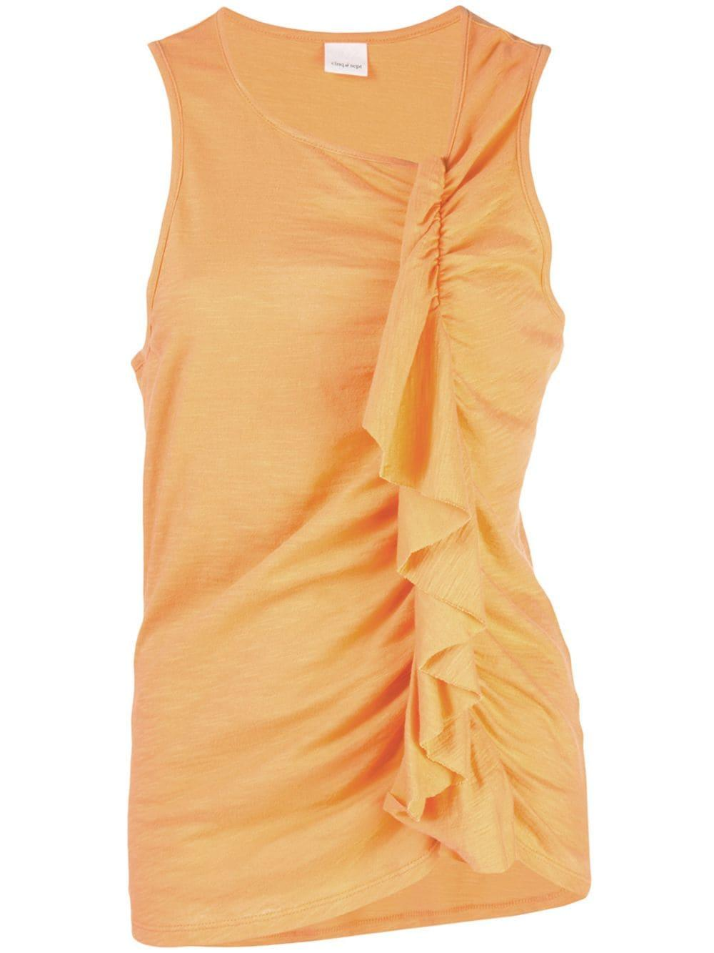 Ridge Sleeveless Top