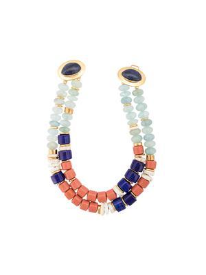 Ariel Double Strand Necklace
