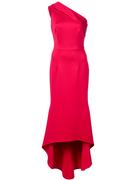 One Shoulder High- Low Gown