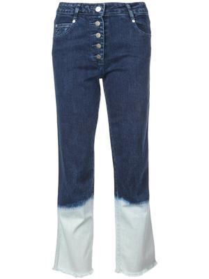 Junor Dip Dye Crop Jean