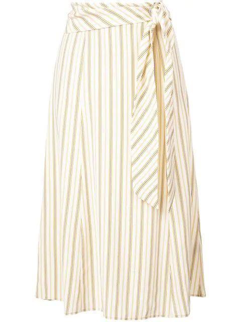 Felix Stripe Skirt Item # W292B007B