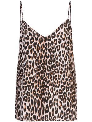 Layla Leopard Print Camisole