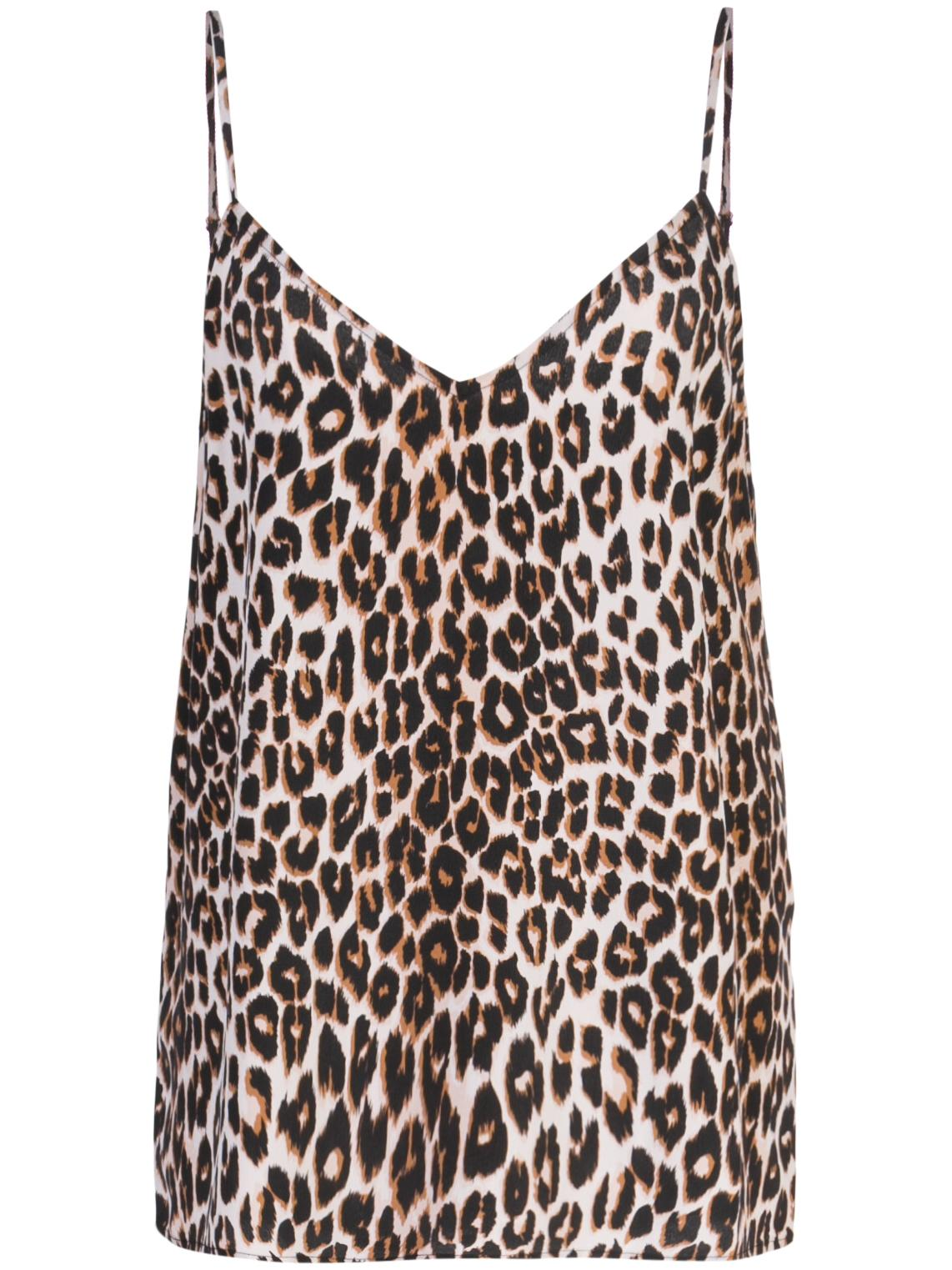 Layla Leopard Print Camisole