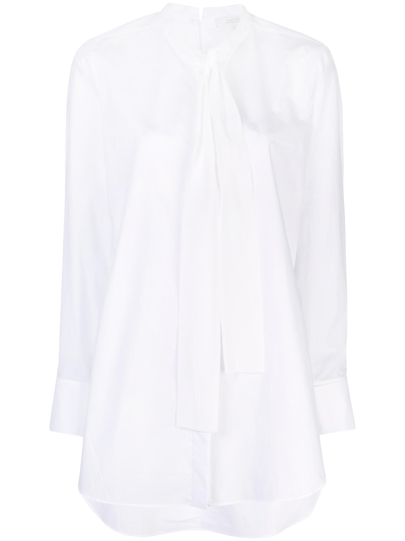 Cotton Elegance Blouse