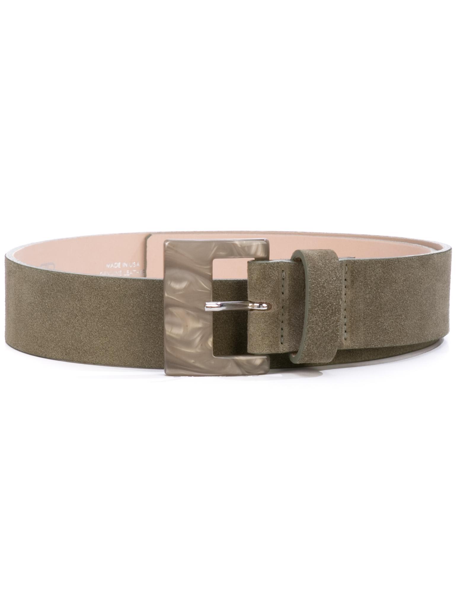 Stassi Suede Waist Belt