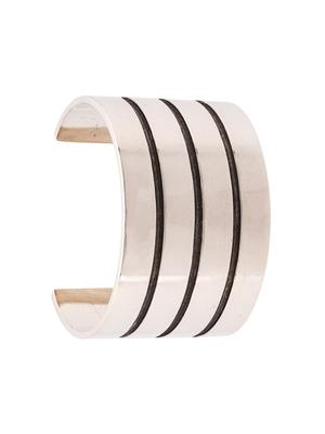 Mapplethorpe Small 4 Ring Sterling Cuff
