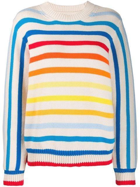 Technicolour Breton Sweater