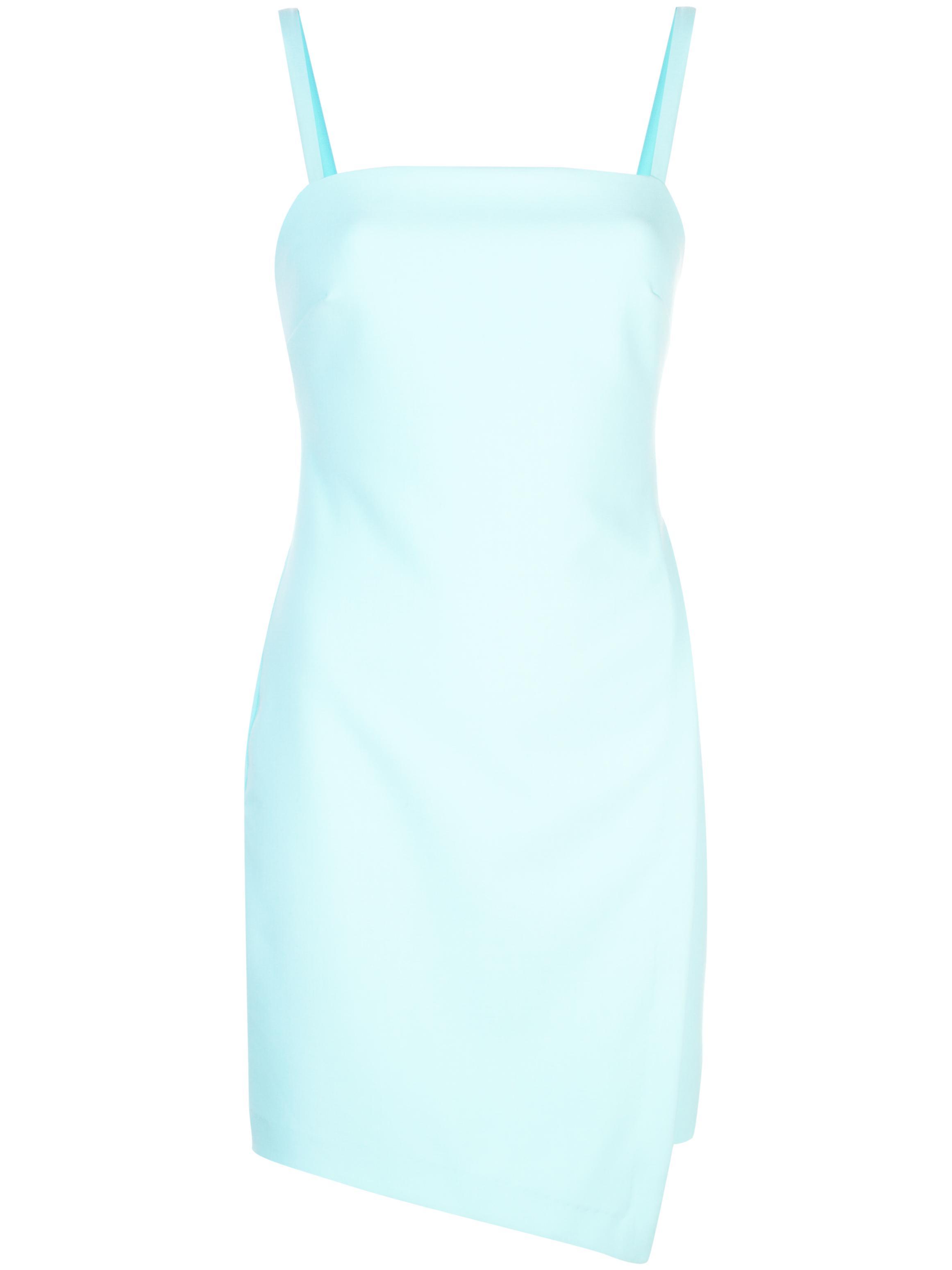 Haven Asymmetric Hem Sheath Dress