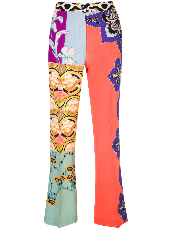 Devon Printed Trouser