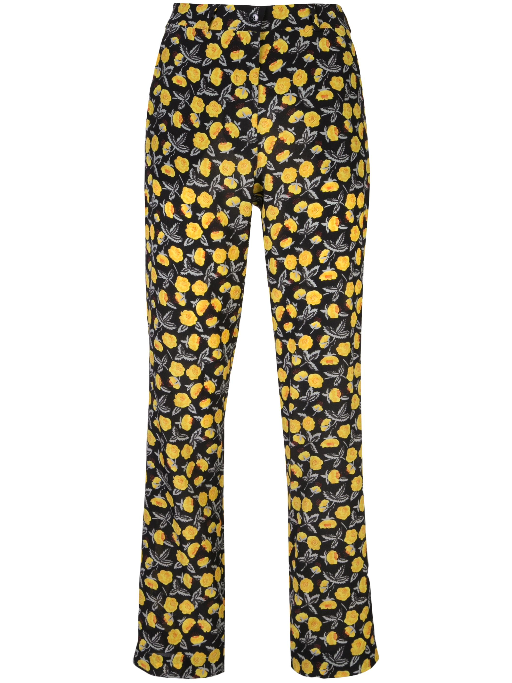 Violante Floral Printed Trouser