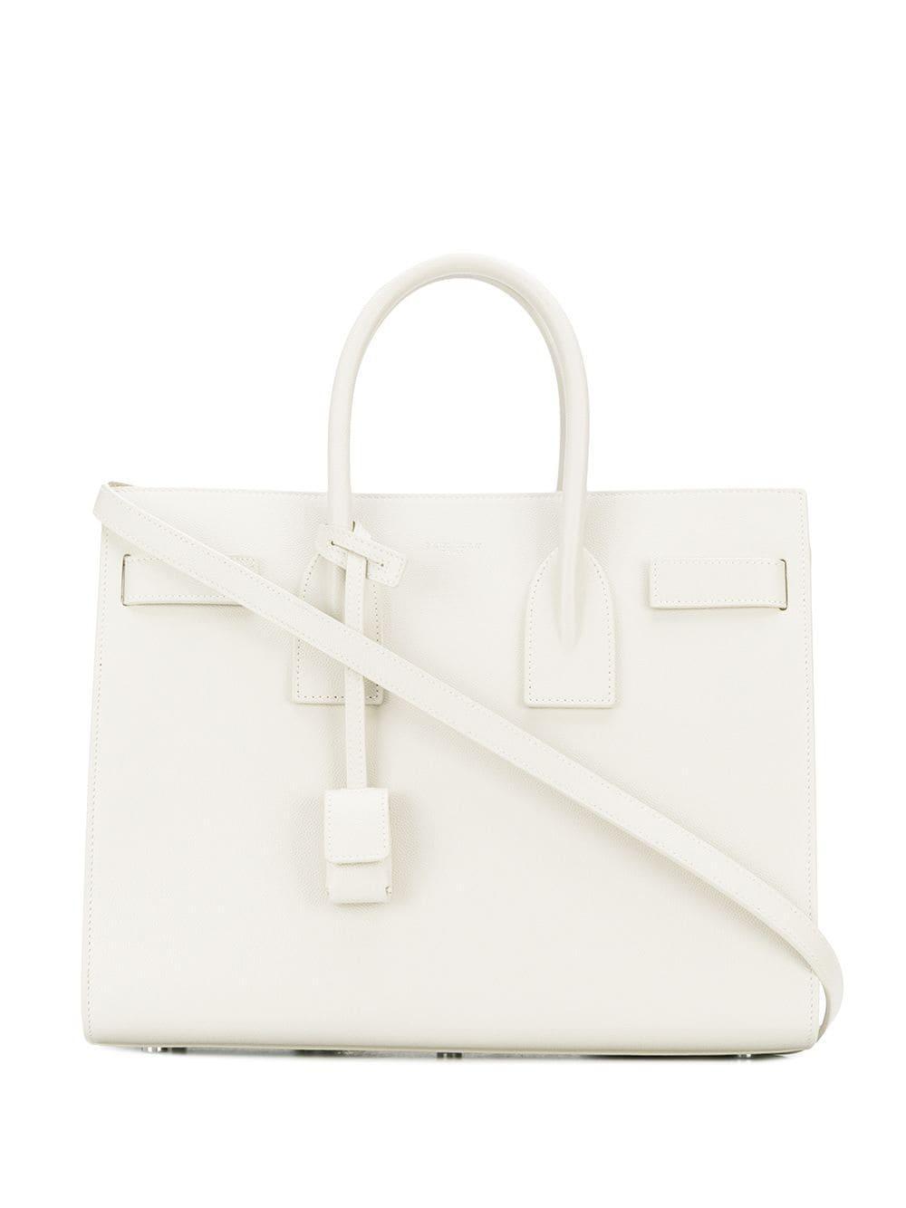 Sac De Jour Small Double Carry Handbag