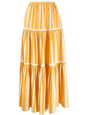 Parasol Striped Skirt