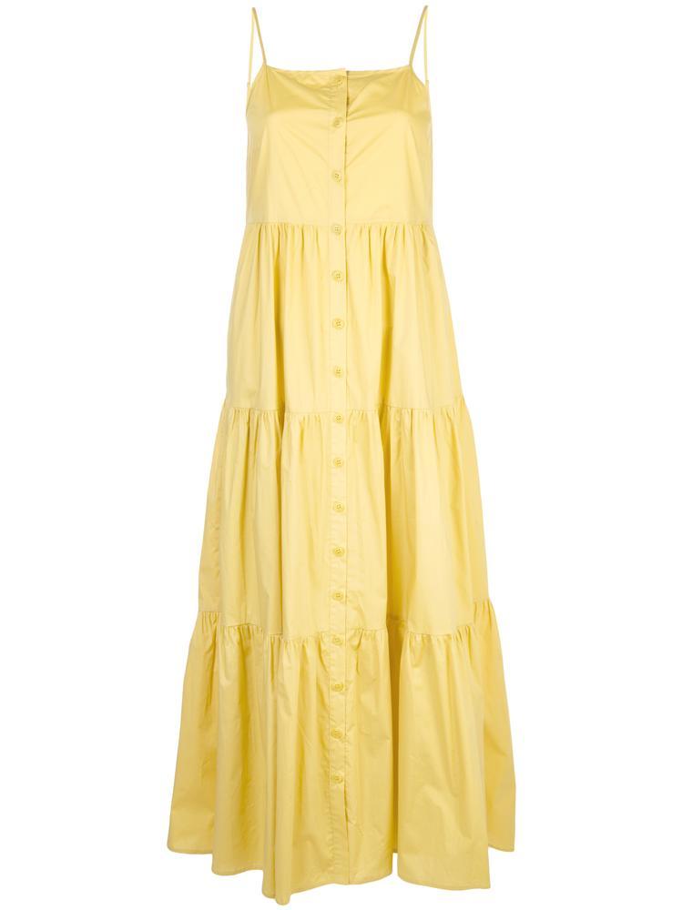 Luna Sleeveless Tiered Maxi Dress
