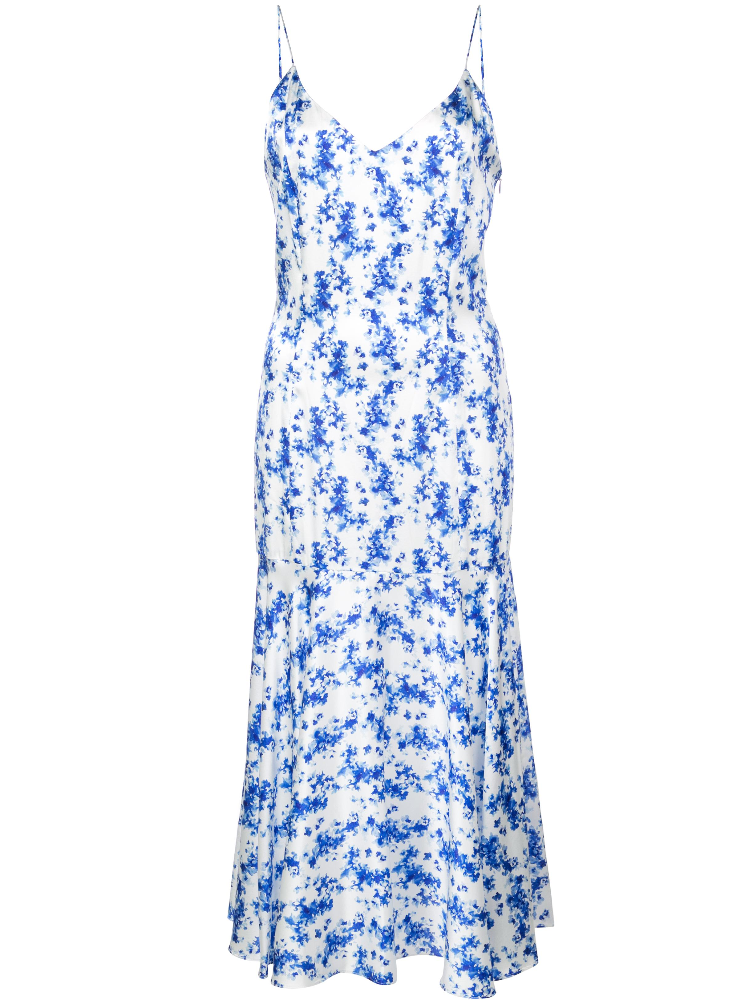 Kai Floral Slip Midi Dress