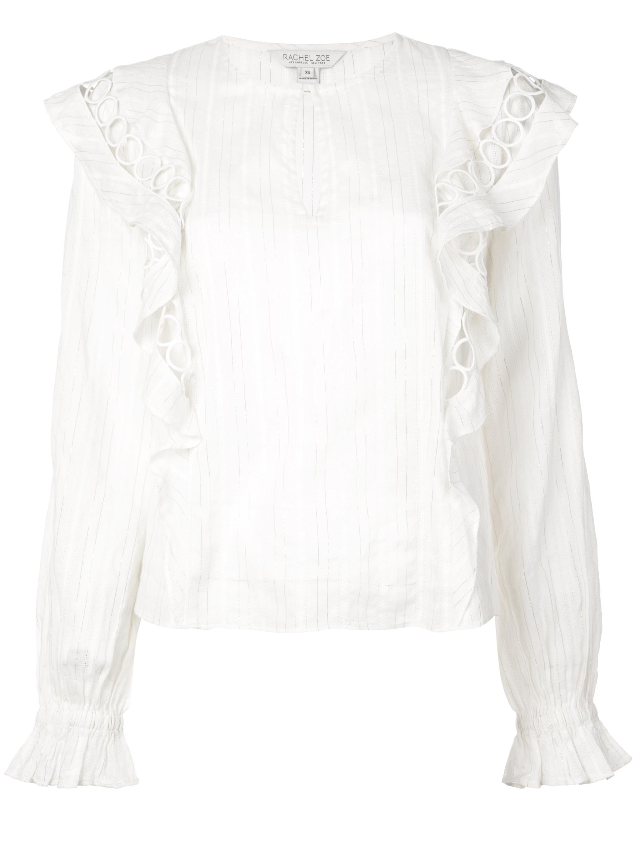 Felicia Long Sleeve Top Item # SU19T363