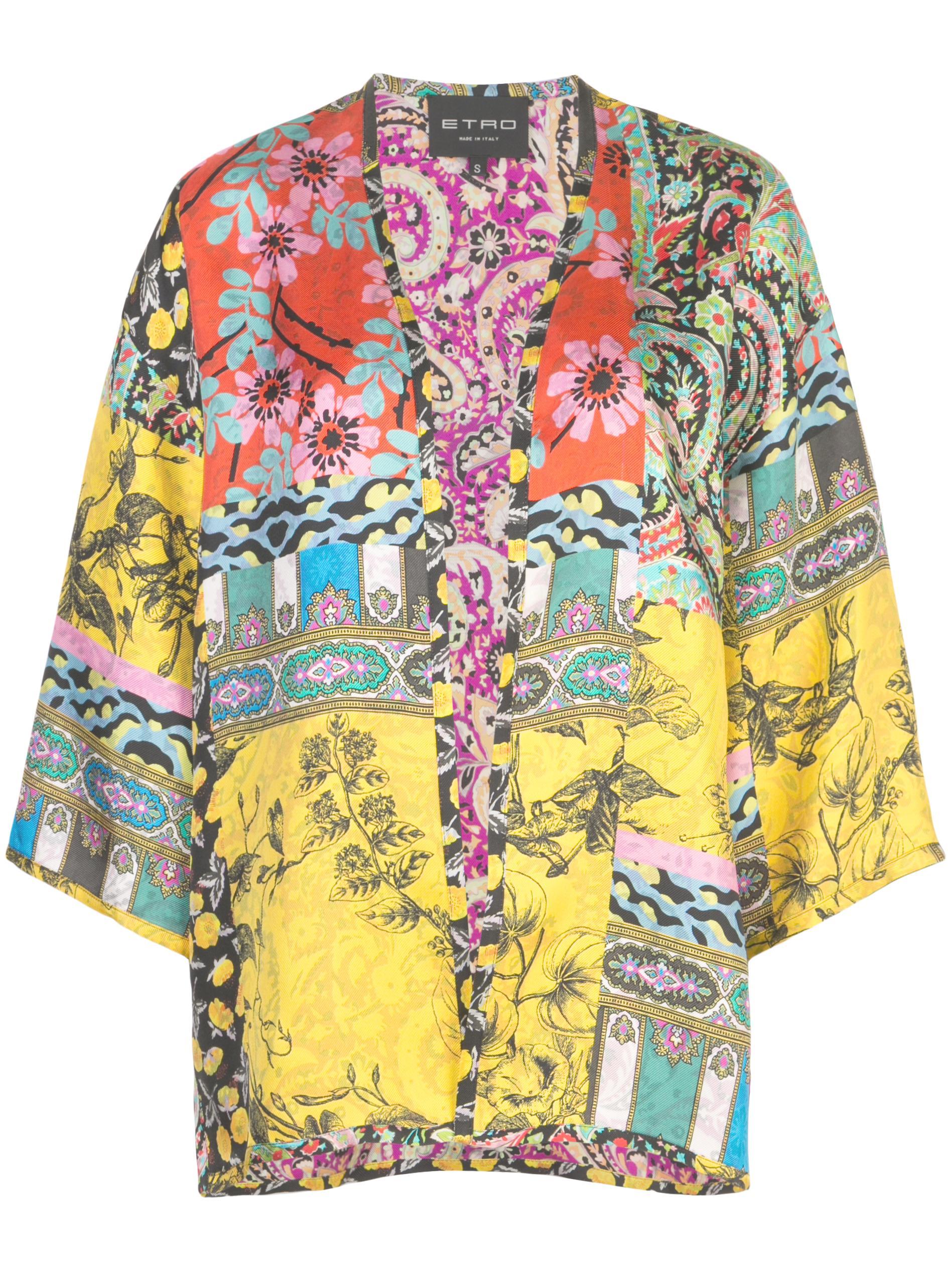 Giacca Norfolk Patch Jacket
