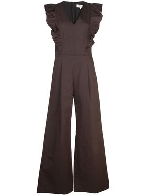 Stevie Stretch Suiting Jumpsuit