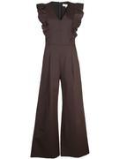 Stevie Stretch Suiting Jumpsuit