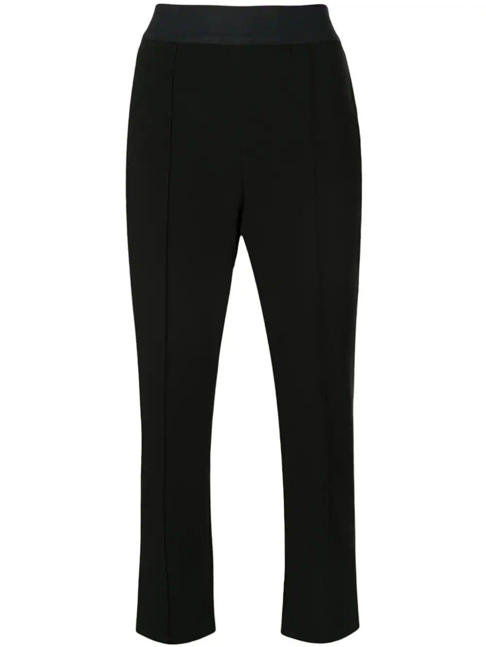 Atticus Crop Front Seam Pull On Pant