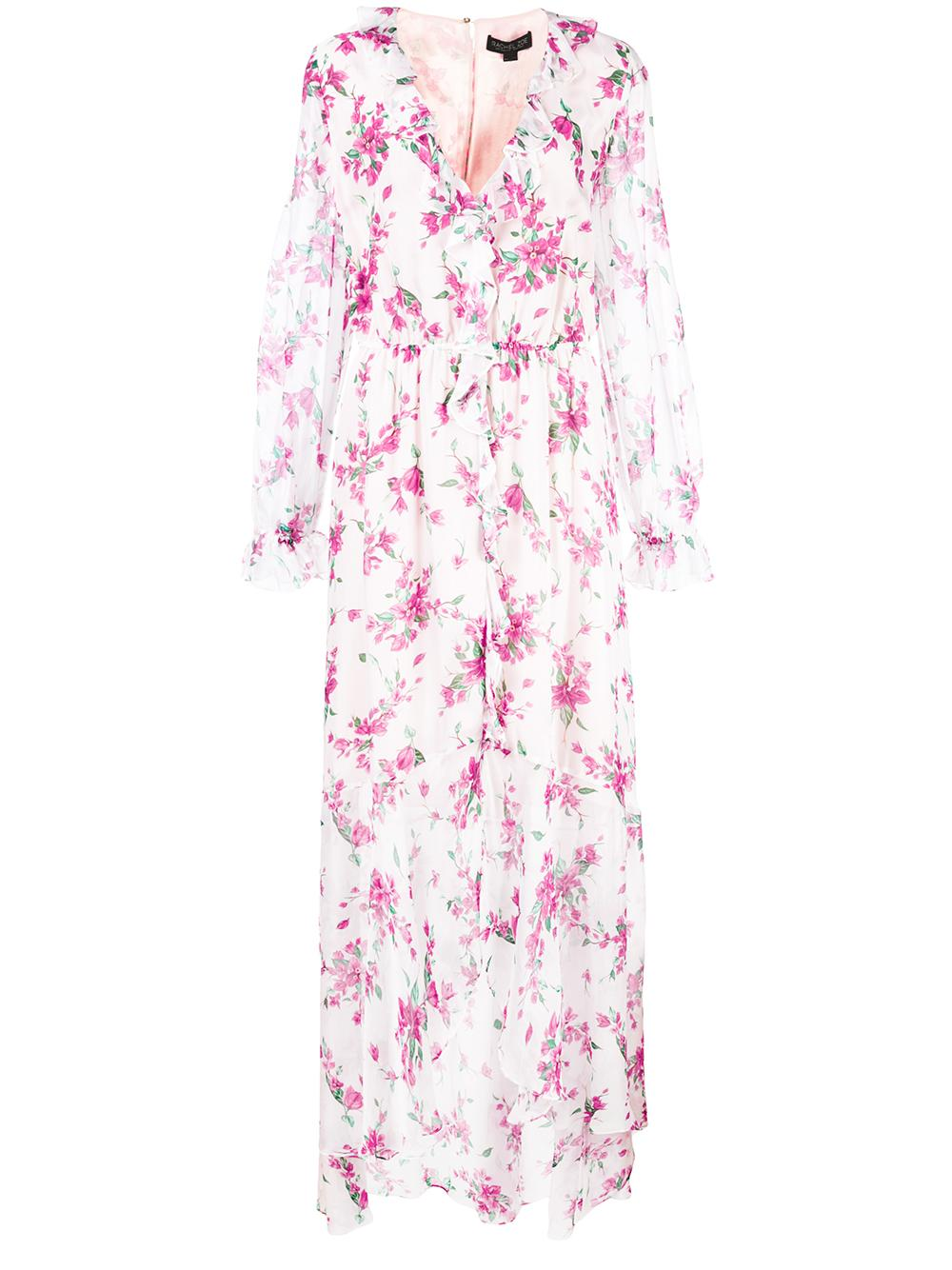 Thea Floral Maxi Gown Item # PF19G343