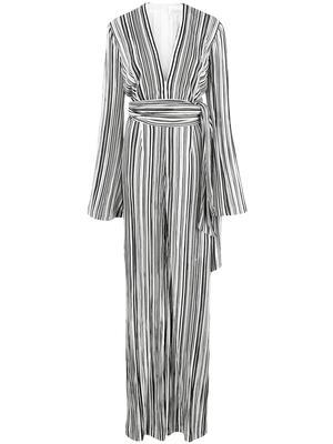 Taja  Striped Jumpsuit