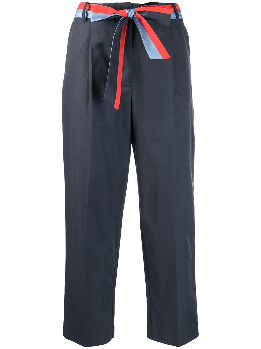 Tie Waisted Pants