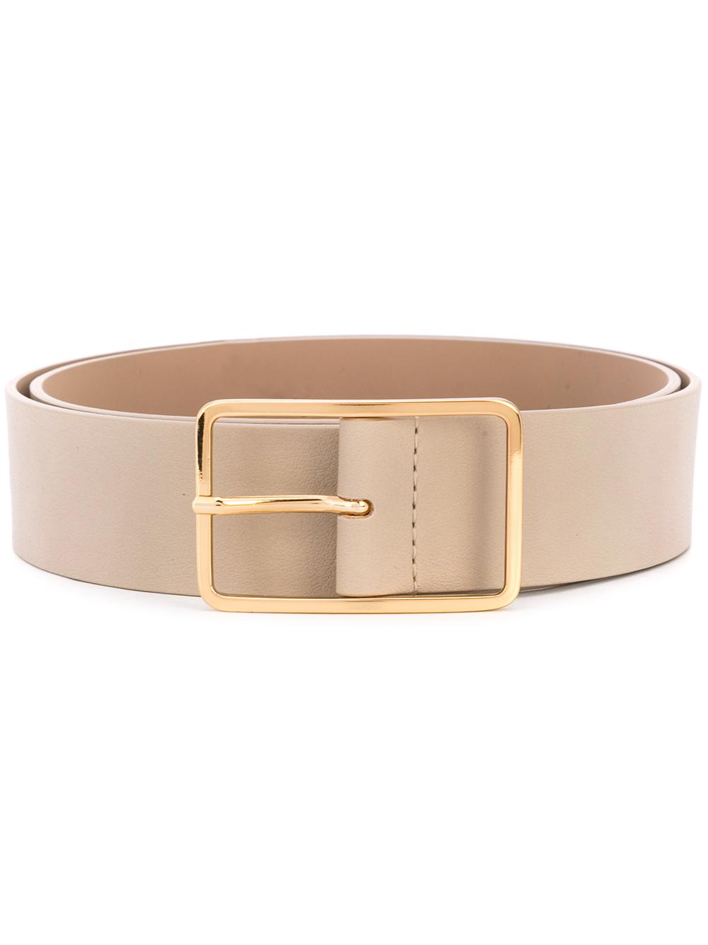 Mill Asmooth Rectangle Buckle