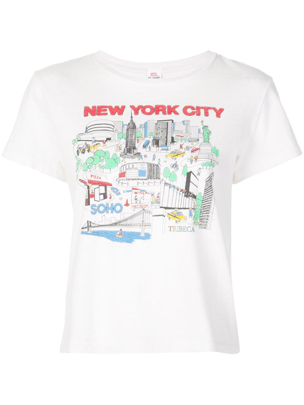 Classic Tee New York City Item # 024-2WCGT96