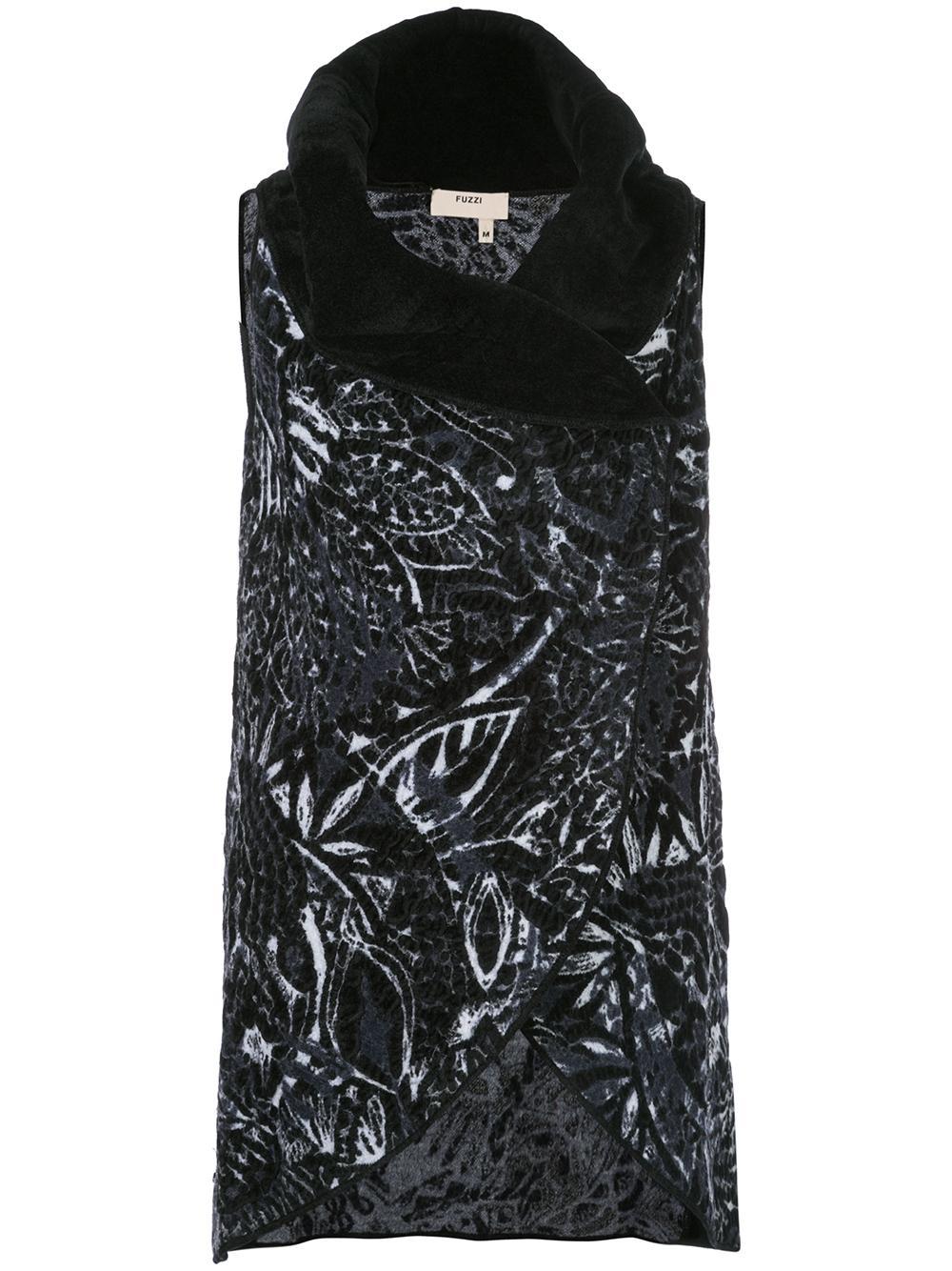 Printed Vest Item # F91813