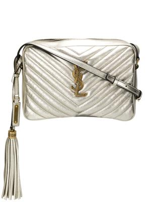 LOU Lame Bag w/Tassel