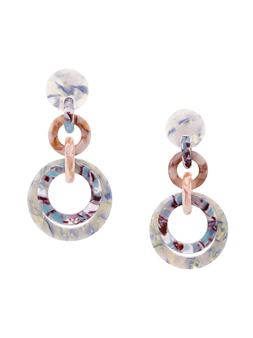Loop De Loop Earrings Item # LS0752CL