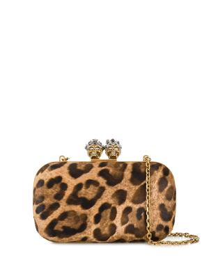 Cheetah Pony Queen/King Clutch