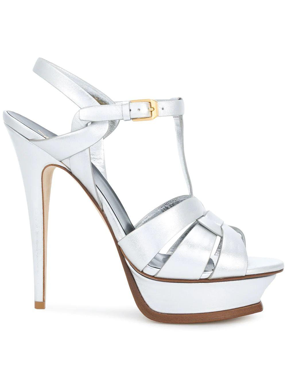 Tribute 105mm Leather Sandal