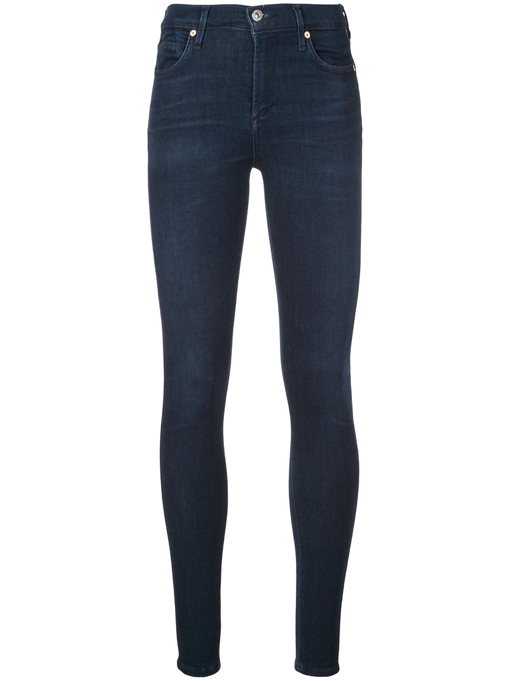 Rocket Full Length Mid Rise Skinny