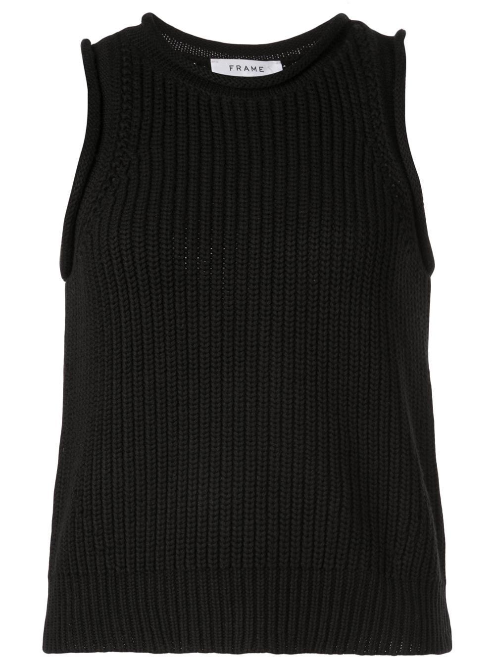 Drop Needle Vest