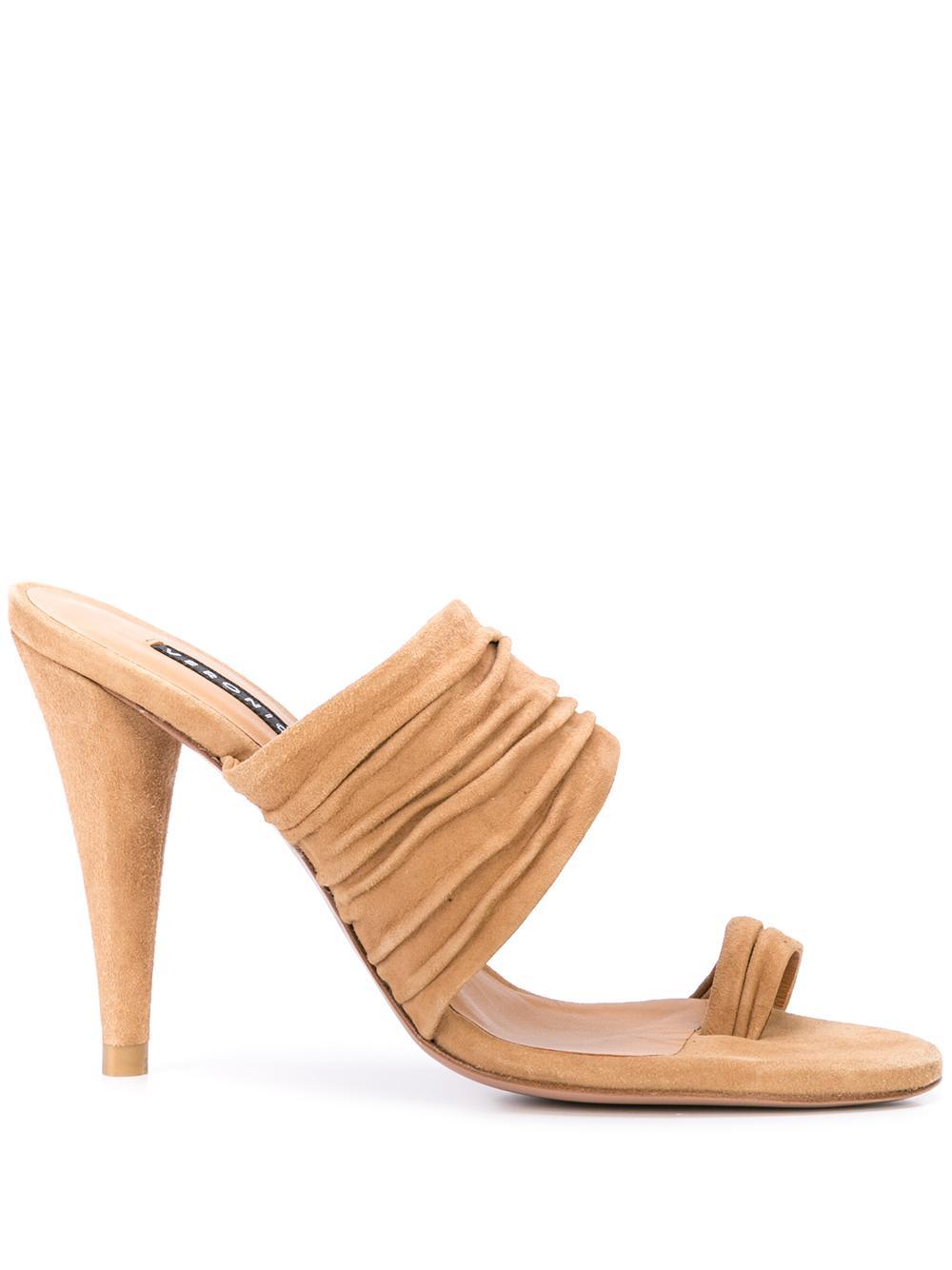 Orla Toe Ring High Heel Sandal Item # F190612FS