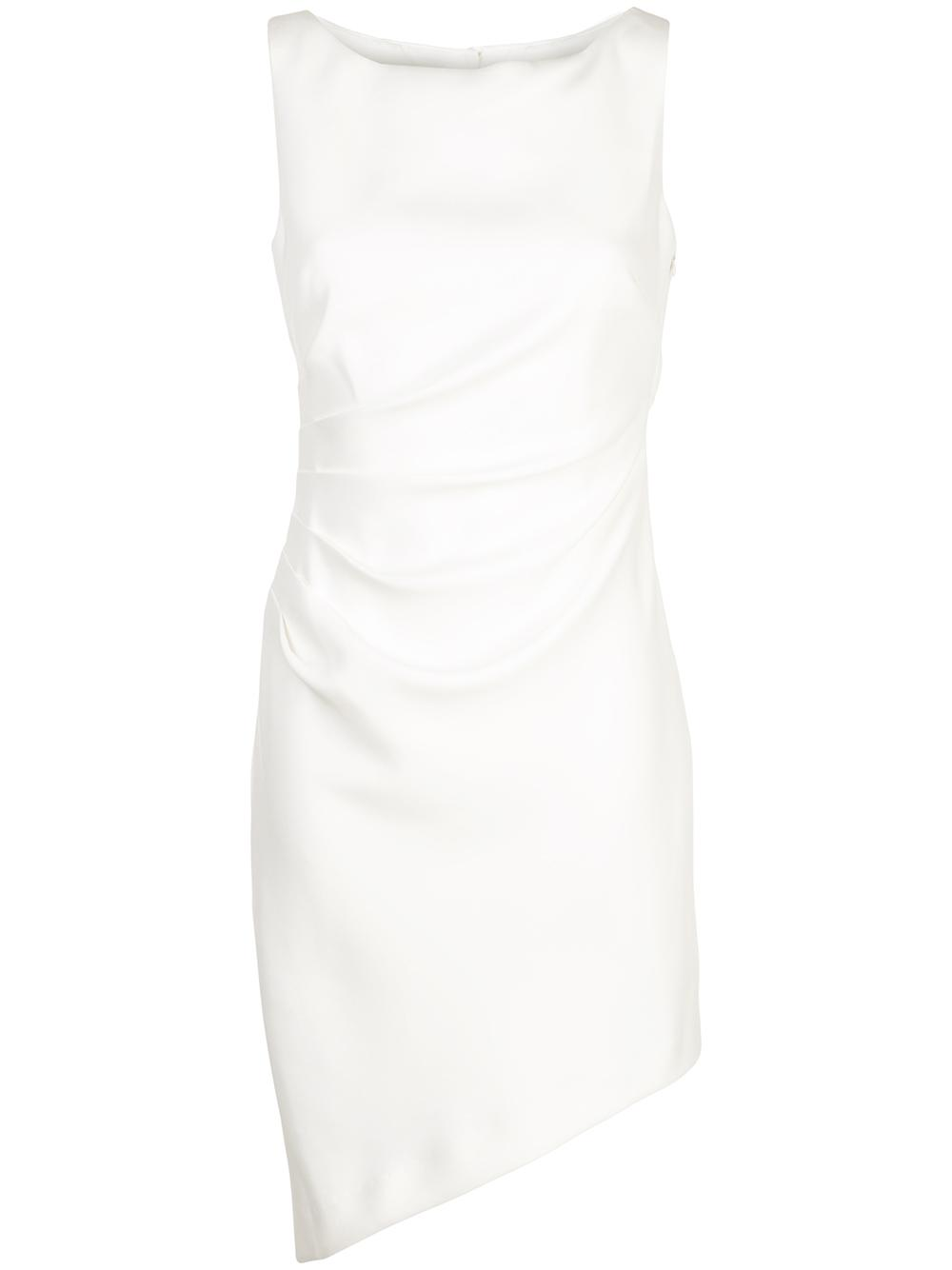 Mishka Sleeveless Asym Hem Dress