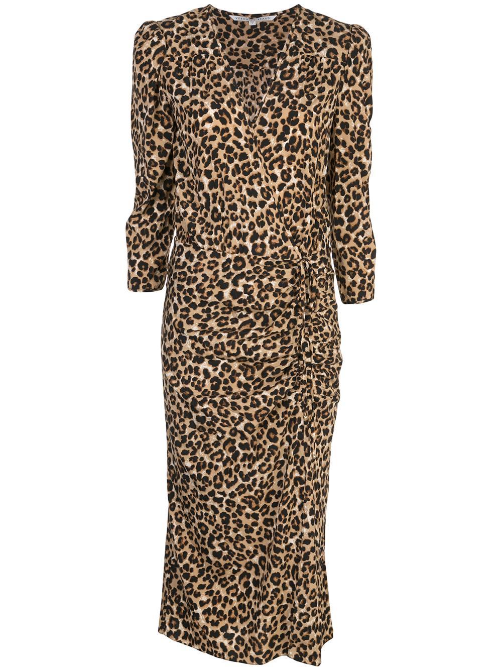 Arielle 3/4 Sleeve Midi Dress Item # 1907SDC012692
