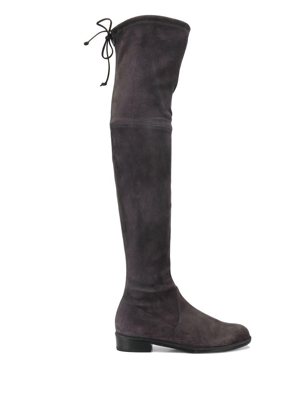 OTK Suede Stretch 25mm Boot