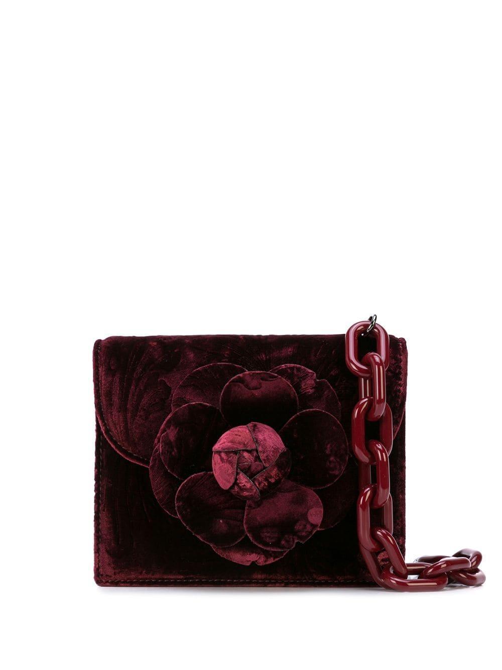 Mini Tro Embossed Velvet Item # 19FH203VLT