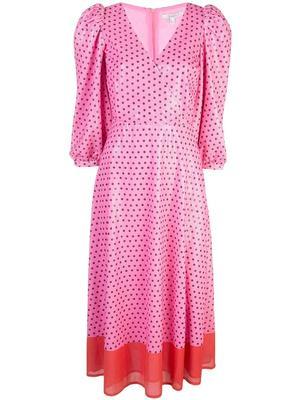 Imogen Polka Dot Dress
