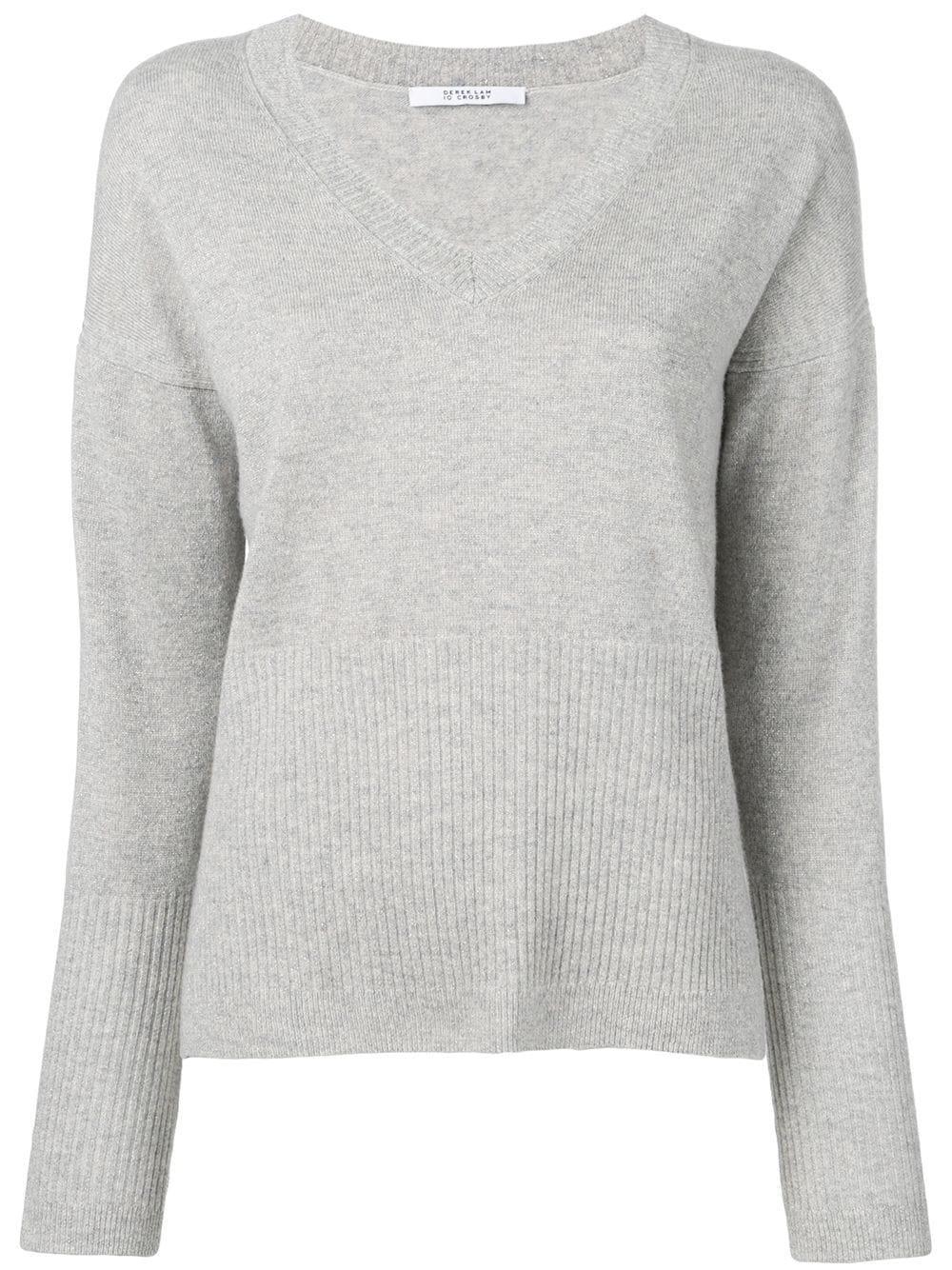 Wooster V-Neck Sweater