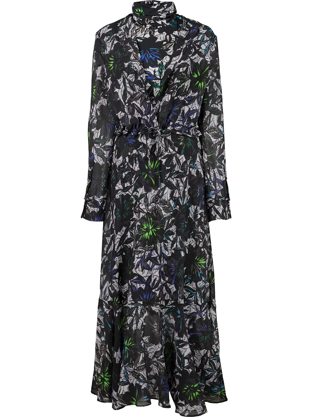 Exotic Flowering Dress Item # 549601