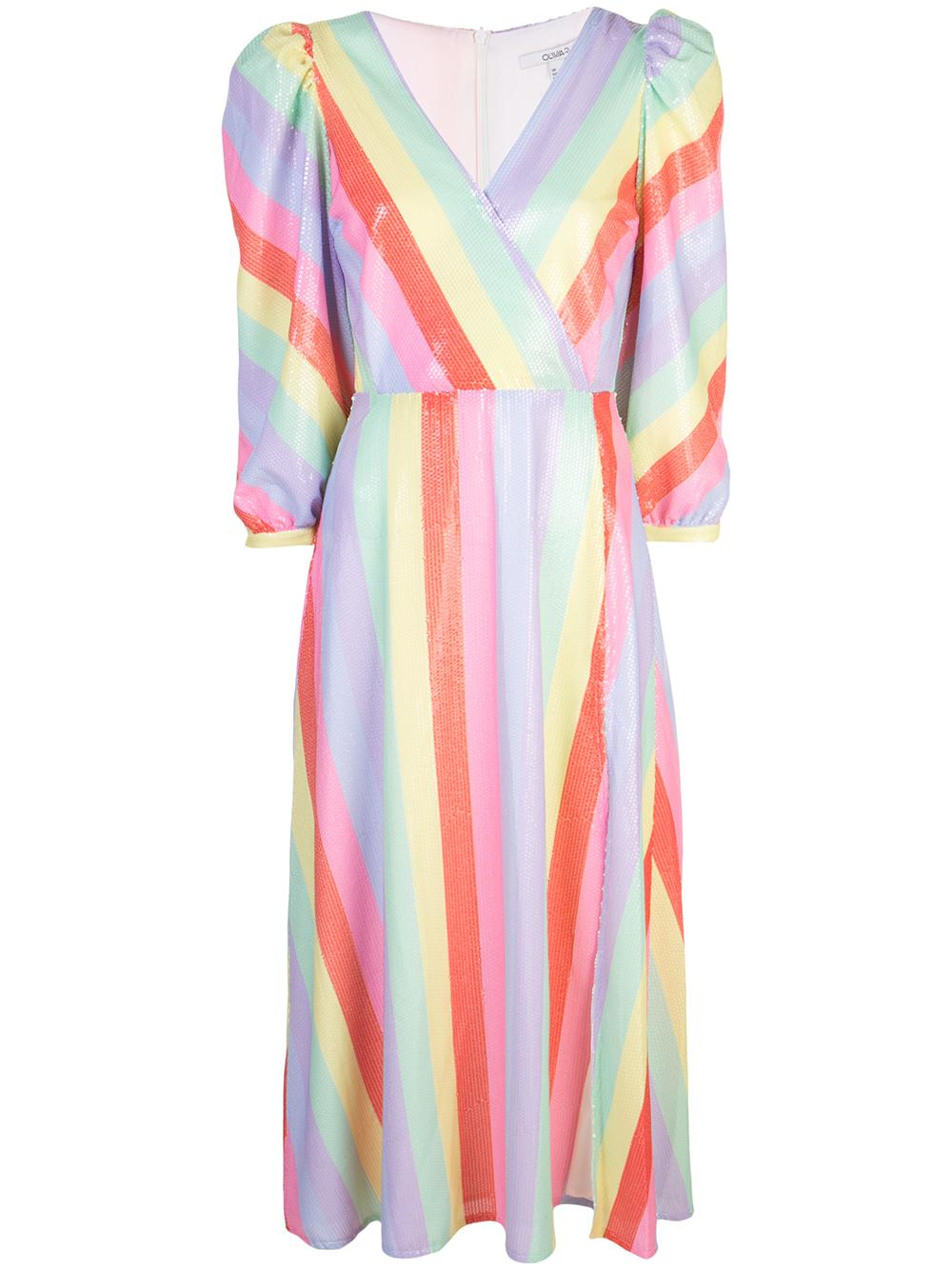 Imogen Dress Stripe