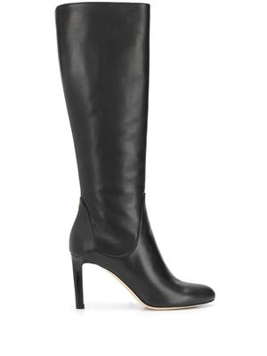 Leather 85mm Tall Boot
