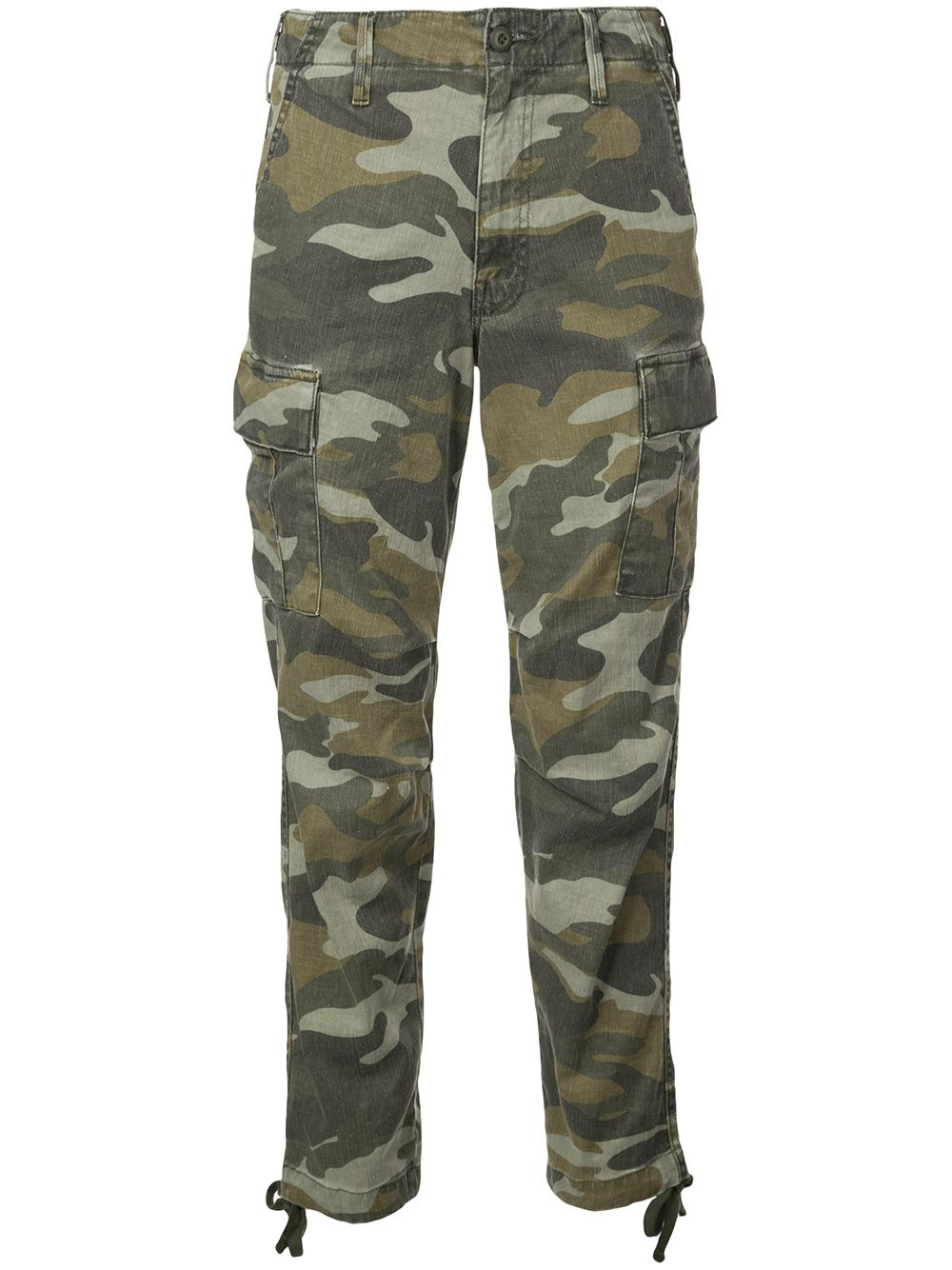 The Sir Yes Sir Camo Cargo Pant