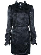 Rina Long Sleeve Mini Dress