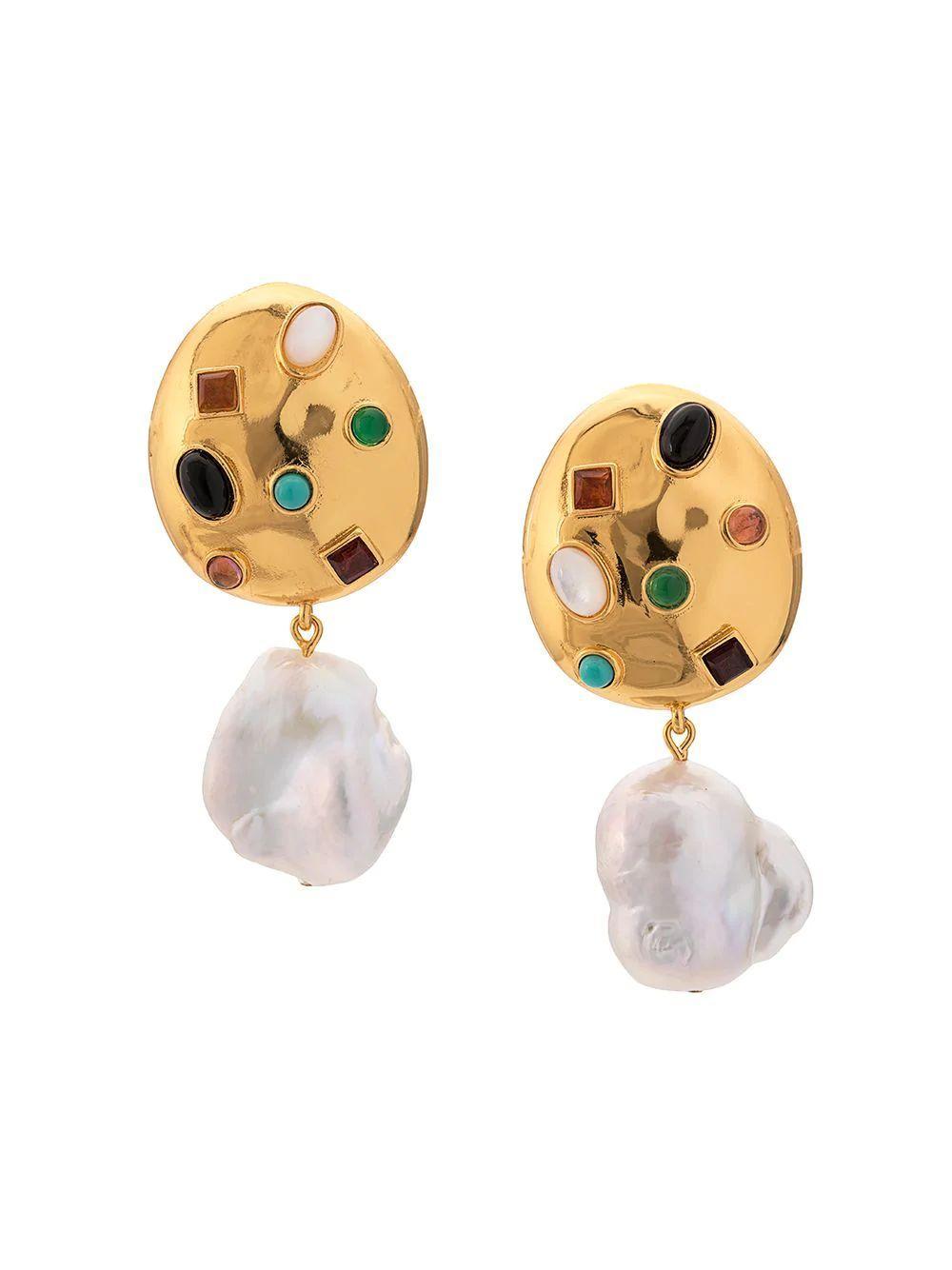 La Bomba Earrings Item # FW19-E012