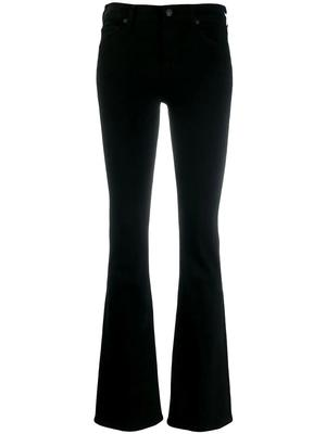 Emmanuelle Slim Bootcut Jean