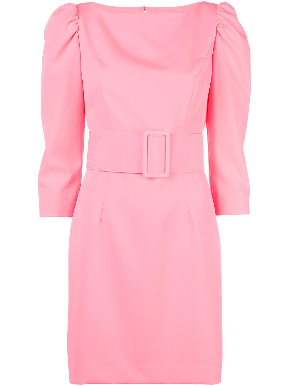 Clare Puff Sleeve Dress